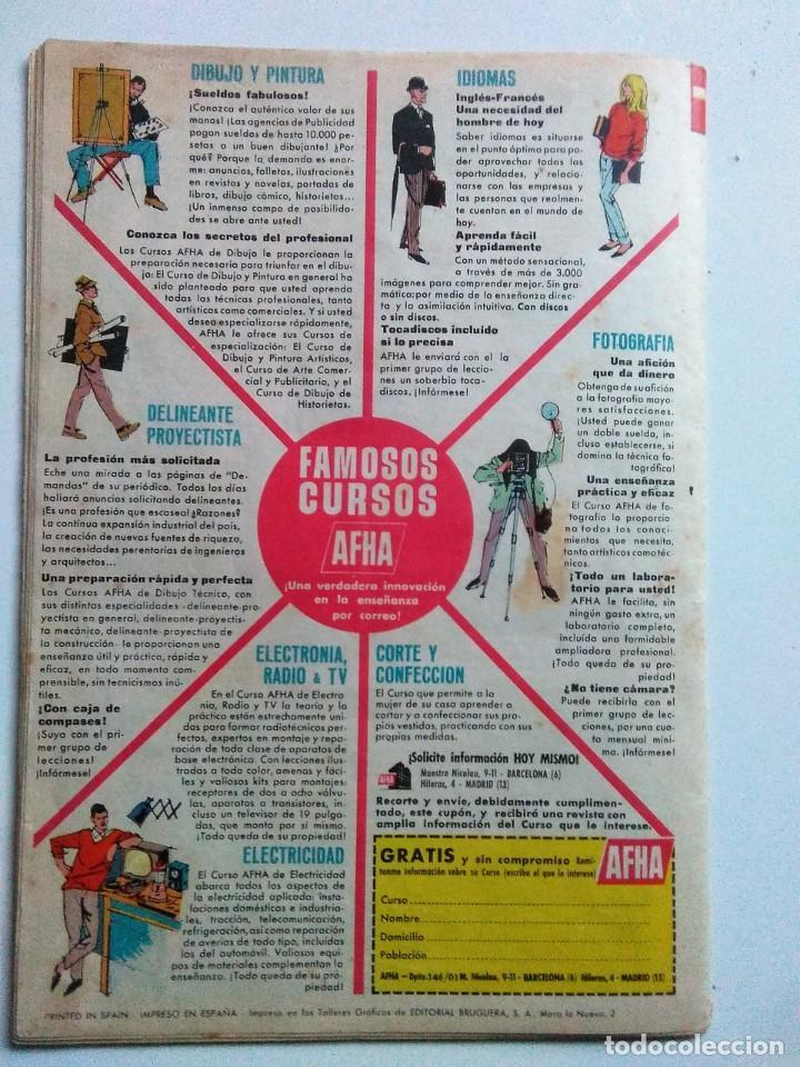 Tebeos: CAPITAN TRUENO EXTRA VACACIONES 1964 ORIGINAL BRUGUERA AMBROS - Foto 13 - 191277830
