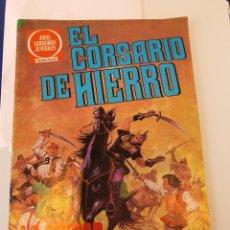 Tebeos: EL CORSARIO DE HIERRO, N° 55 ,BRUGUERA , LA CIUDAD OLVIDADA. Lote 191348856
