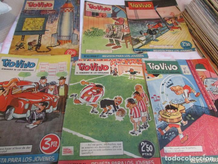 TIO VIVO SEGUNDA EPOCA (Tebeos y Comics - Bruguera - Tio Vivo)