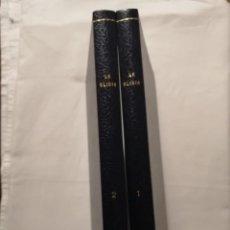 Tebeos: LA BIBLIA COMPLETA 24 NUMS. EN 2 TOMOS - SIN TAPAS. Lote 191381796