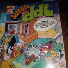 Tebeos: TEBEOS-COMICS CANDY - SUPER DDT 24 - RARO- BRUGUERA - AA97. Lote 191423997