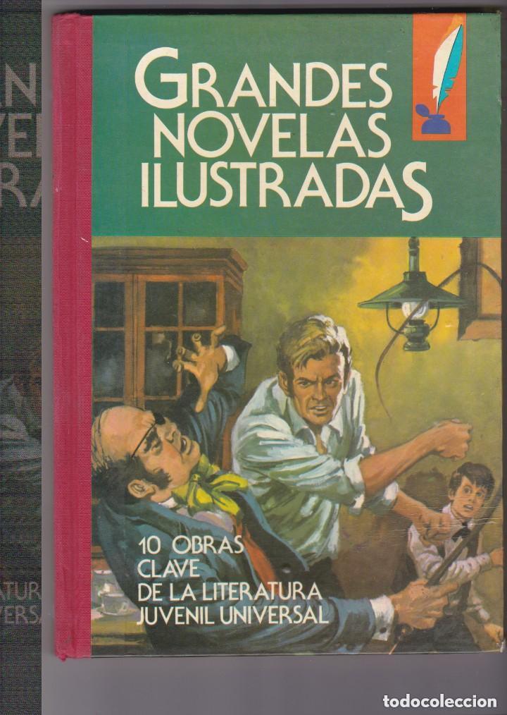 GRANDES NOVELAS ILUSTRADAS Nº3 (Tebeos y Comics - Bruguera - Joyas Literarias)
