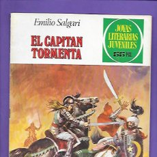 Tebeos: JOYAS LITERARIAS JUVENILES NUMERO 239 EL CAPITAN TORMENTA. Lote 191488270