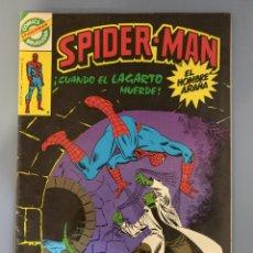 Tebeos: SPIDER-MAN 55 - BRUGUERA. Lote 191490161