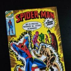 Tebeos: EXCELENTE ESTADO SPIDERMAN 33 BRUGUERA SPIDER-MAN. Lote 191490815