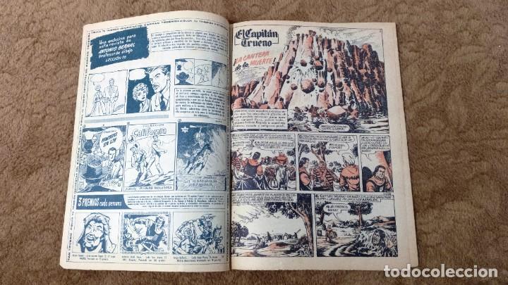 Tebeos: CAPITAN TRUENO EXTRA nº 26 (Bruguera 1960) - Foto 2 - 191496197