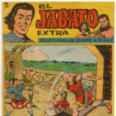 Tebeos: JABATO EXTRA Nº 38 (BRUGUERA 1963). Lote 191497450