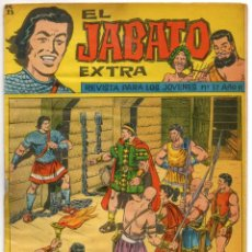 BDs: JABATO EXTRA Nº 37 (BRUGUERA 1963). Lote 191497668