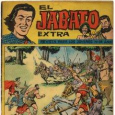 Tebeos: JABATO EXTRA Nº 34 (BRUGUERA 1962). Lote 191498278