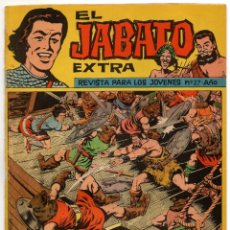 Tebeos: JABATO EXTRA Nº 27 (BRUGUERA 1962). Lote 191499042
