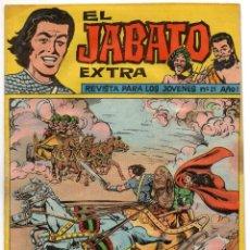 Tebeos: JABATO EXTRA Nº 21 (BRUGUERA 1962). Lote 191500121