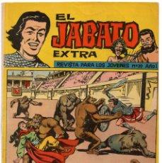 Tebeos: JABATO EXTRA Nº 20 (BRUGUERA 1962). Lote 191500255