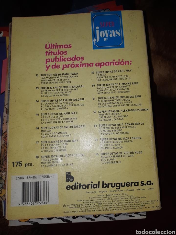 Tebeos: TEBEOS-COMICS CANDY - SUPER JOYAS 52 - BRUGUERA - AA97 - Foto 2 - 191508162