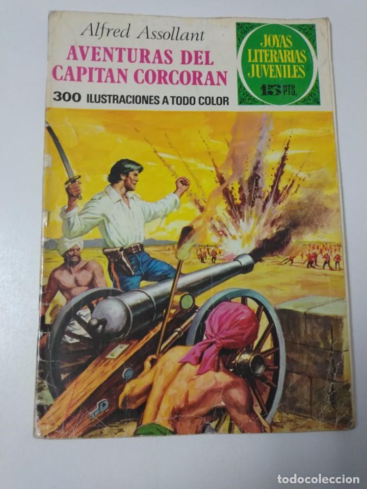 JOYAS LITERARIAS JUVENILES NÚMERO 80 AVENTURAS DEL CAPITÁN CORCORAN 1973 PRIMERA EDICIÓN (Tebeos y Comics - Bruguera - Joyas Literarias)