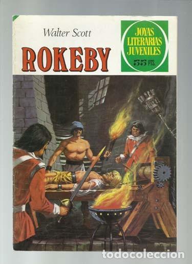 JOYAS LITERARIAS 231: ROKEBY, 1981, BRUGUERA, PRIMERA EDICIÓN, MUY BUEN ESTADO (Tebeos y Comics - Bruguera - Joyas Literarias)