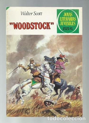 JOYAS LITERARIAS 230: WOODSTOCK, 1980, BRUGUERA, PRIMERA EDICIÓN, MUY BUEN ESTADO (Tebeos y Comics - Bruguera - Joyas Literarias)