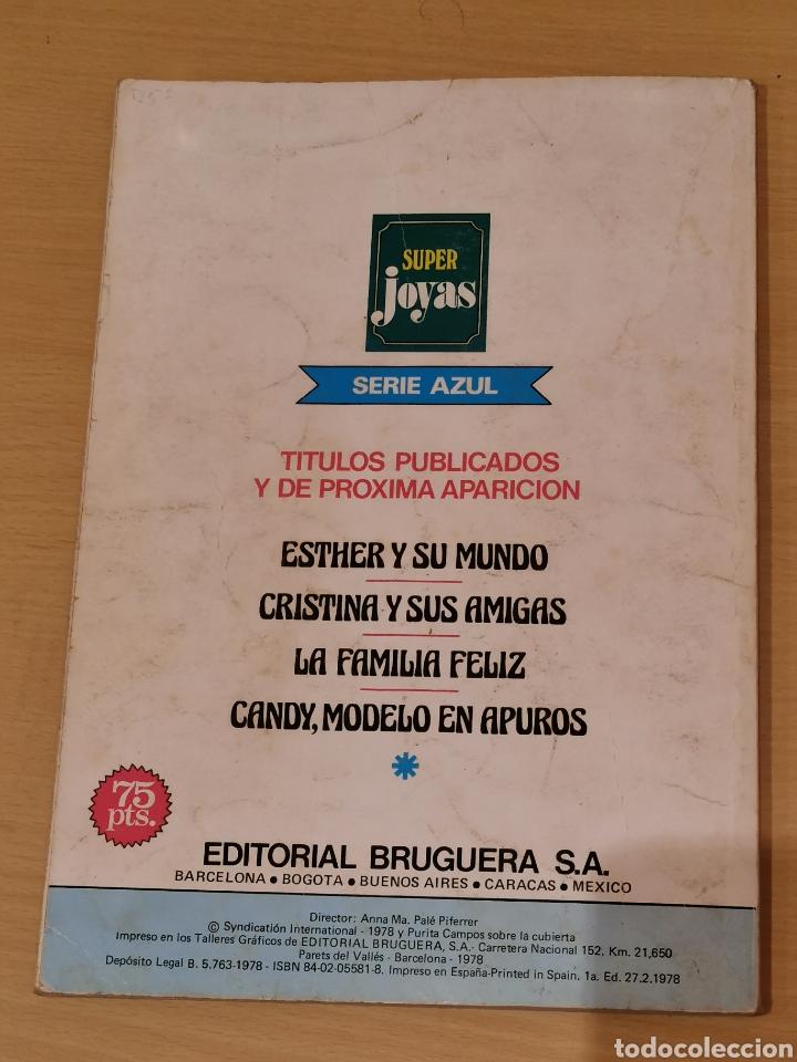 Tebeos: ESTHER Y SU MUNDO SUPER JOYAS Nº 1 BRUGUERA 1ª EDICIÓN 1978 - Foto 2 - 191526906