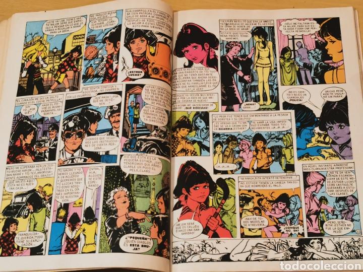 Tebeos: ESTHER Y SU MUNDO SUPER JOYAS Nº 1 BRUGUERA 1ª EDICIÓN 1978 - Foto 3 - 191526906