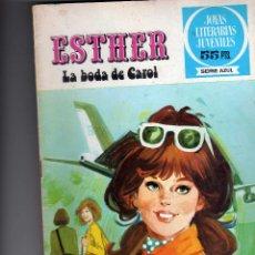 Tebeos: ESTHER Nº 17 2º EDICION DEL 29-6-1981. Lote 191649873