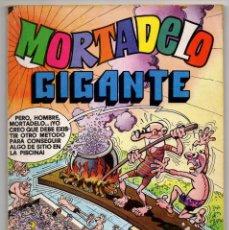 Tebeos: MORTADELO GIGANTE Nº 12 (BRUGUERA 1976) LOS ARISTOCRATAS Y BERNARD PRINCE.. Lote 191727027