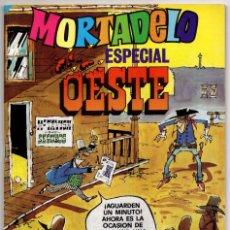 Tebeos: MORTADELO ESPECIAL OESTE Nº 62 (BRUGUERA 1979) CON RINGO (EDITIONS LOMBARD BRUXELLES).. Lote 191728245