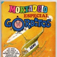 Tebeos: MORTADELO ESPECIAL GORDITOS Nº 55 (BRUGUERA 1979) CON BERNARD PRINCE.. Lote 191728705