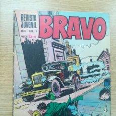 Tebeos: BRAVO #19. Lote 191735257