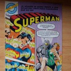 Tebeos: SUPERMAN Nº 13 - PRISIÓN A 20000 PIES (BRUGUERA SUPER-ACCION Nº 55, 1979) DC COMICS. Lote 191749768