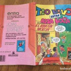 Tebeos: TIO VIVO EXTRA Nº 89 / RISA LOCA - BRUGUERA . Lote 191776281