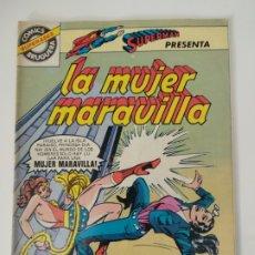 Tebeos: LA MUJER MARAVILLA (WONDER WOMAN) NÚMERO 1. Lote 191787236