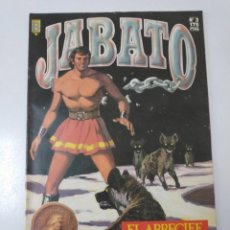 Tebeos: EL JABATO NÚMERO 3 EDICIÓN HISTÓRICA 1987 PRIMERA EDICIÓN. Lote 191803731