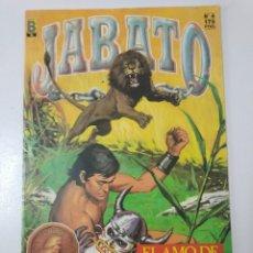 Tebeos: EL JABATO NÚMERO 4 EDICIÓN HISTÓRICA 1987 PRIMERA EDICIÓN. Lote 191804221