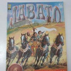 Tebeos: EL JABATO NÚMERO 7 EDICIÓN HISTÓRICA 1987 PRIMERA EDICIÓN. Lote 191805436