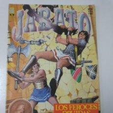 Tebeos: EL JABATO NÚMERO 16 EDICIÓN HISTÓRICA 1987 PRIMERA EDICIÓN. Lote 191807756