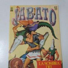 Tebeos: EL JABATO NÚMERO 17 EDICIÓN HISTÓRICA 1987 PRIMERA EDICIÓN. Lote 191808118