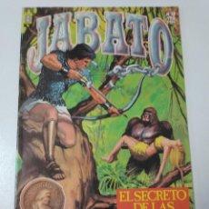 Tebeos: EL JABATO NÚMERO 18 EDICIÓN HISTÓRICA 1987 PRIMERA EDICIÓN. Lote 191808371
