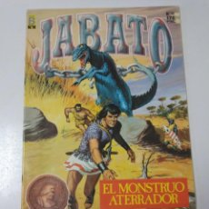 Tebeos: EL JABATO NÚMERO 19 EDICIÓN HISTÓRICA 1987 PRIMERA EDICIÓN. Lote 191809253