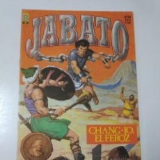 Tebeos: EL JABATO NÚMERO 20 EDICIÓN HISTÓRICA 1987 PRIMERA EDICIÓN. Lote 191809521