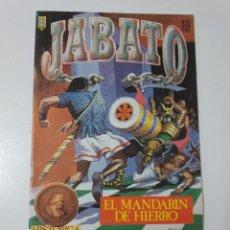 Tebeos: EL JABATO NÚMERO 21 EDICIÓN HISTÓRICA 1987 PRIMERA EDICIÓN. Lote 191809801