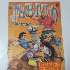 Tebeos: EL JABATO NÚMERO 22 EDICIÓN HISTÓRICA 1987 PRIMERA EDICIÓN. Lote 191811181