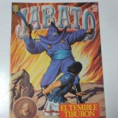 Tebeos: EL JABATO NÚMERO 23 EDICIÓN HISTÓRICA 1987 PRIMERA EDICIÓN. Lote 191811817