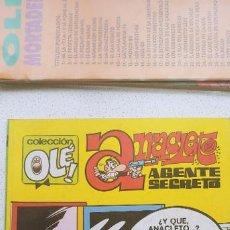 Tebeos: COLECCIÓN OLÉ Nº 12 V.3 ANACLETO EDICIONES B 1988. Lote 191814596