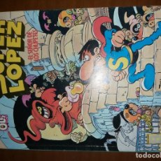 Tebeos: SÚPER LOPEZ N° 5 SUPERLOPEZ 1990 1 REIMPRESION EL SEÑOR DE LOS CHUPETES. Lote 191816731