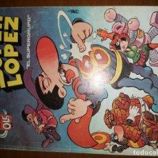 Tebeos: SÚPER LOPEZ N° 2 SUPERLOPEZ . EL SUPERGRUPO. 1982. Lote 191817158