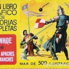 Tebeos: GRAN LIBRO GRÁFICO DE HISTORIAS COMPLETAS- Nº 1 -1975-ESCANDELL-CARRILLO-BUENO-DIFÍCIL-2954. Lote 191818481