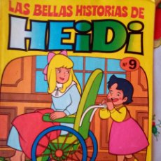 Tebeos: LAS BELLAS HISTORIAS DE HEIDI -Nº 9 - GRAN TRABAJO DE JAN- 1975-DIFÍCIL- ESCASO-LEAN- 2956. Lote 191821973