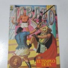 Tebeos: EL JABATO NÚMERO 31 EDICIÓN HISTÓRICA 1987 PRIMERA EDICIÓN. Lote 191830082