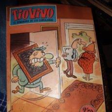 Tebeos: TEBEOS COMICS CANDY - TIO VIVO 35 - BRUGUERA - AA97. Lote 191830965