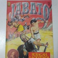 Tebeos: EL JABATO NÚMERO 33 EDICIÓN HISTÓRICA 1987 PRIMERA EDICIÓN. Lote 191831050