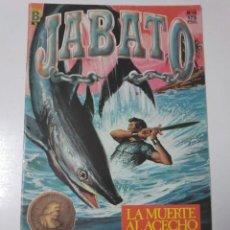 Tebeos: EL JABATO NÚMERO 40 EDICIÓN HISTÓRICA 1988 PRIMERA EDICIÓN. Lote 191832958